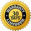 Warranty 30 Days